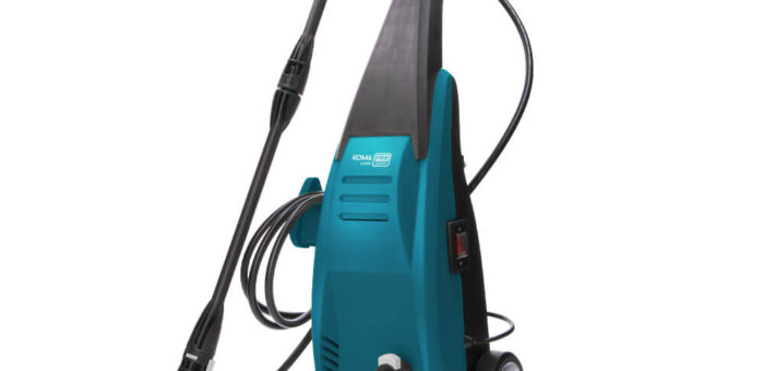 Hidrolimpiadora koma tools alta presion 105 bar 1.500w edm