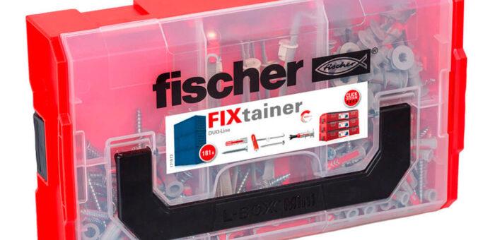 Fixtainer 181 uni dp 6/8, db, dt10 548864 fischer
